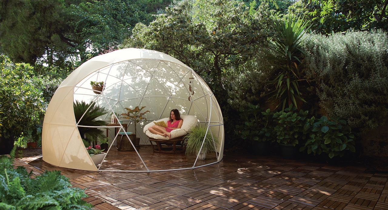 Year-Round Weatherproof Igloos for your Garden