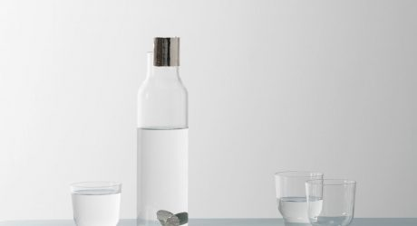 Pioneer Carafe and Glass Set by Daniel Schofield Studio