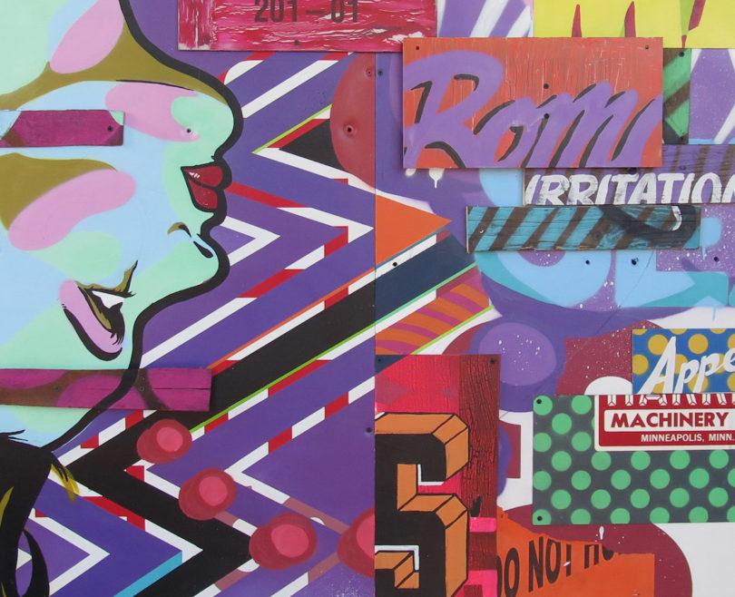 3M design center mural