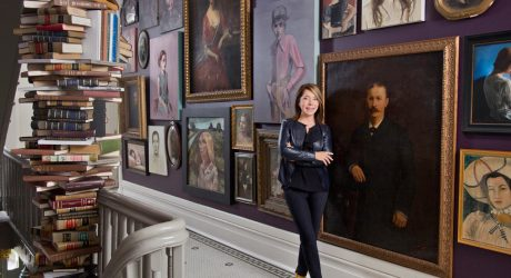 Friday Five with Paula Wallace of SCAD