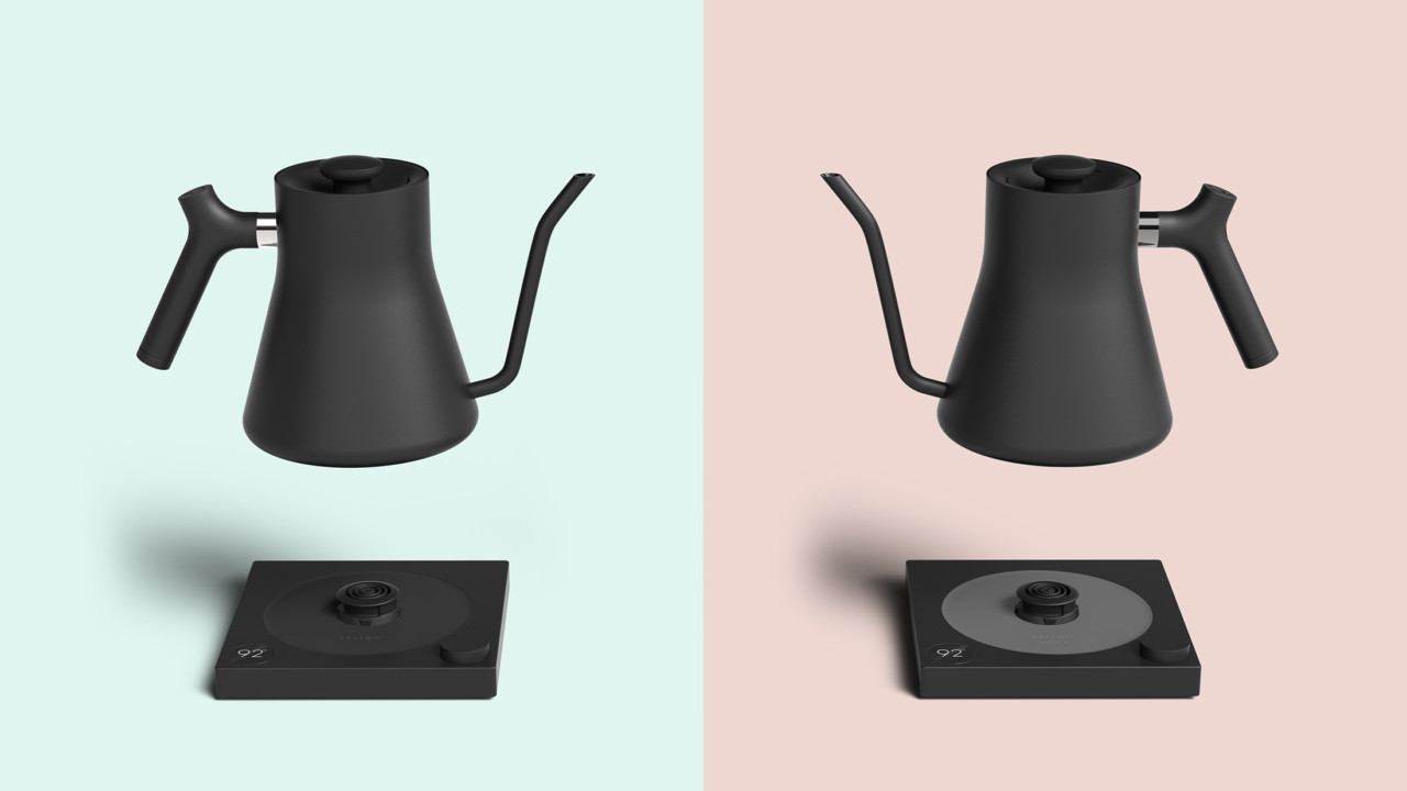 The Stagg Ekg And Stagg Ekg Electric Kettle Design Milk