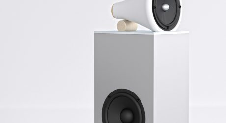 Ceramic Towers by Joey Roth Elevate Sight and Sound