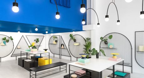 Gnomo: An 80s Inspired Lifestyle Shop by Masquespacio