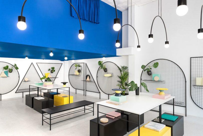 Gnomo: An 80s Inspired Lifestyle Shop by Masquespacio