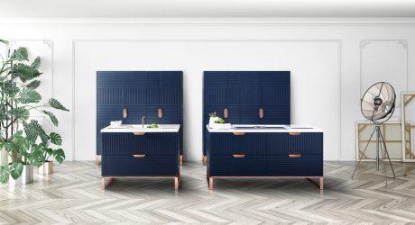 Miuccia: An Elegant, Freestanding Kitchen