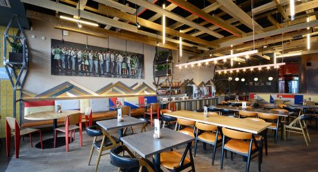 Nando's Crawley Gets a Fresh, New Look