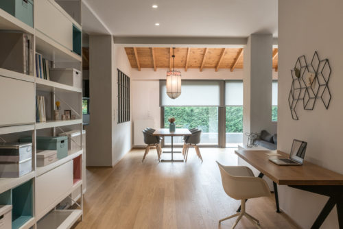 A Flexible Apartment for a Young Couple in São Paulo
