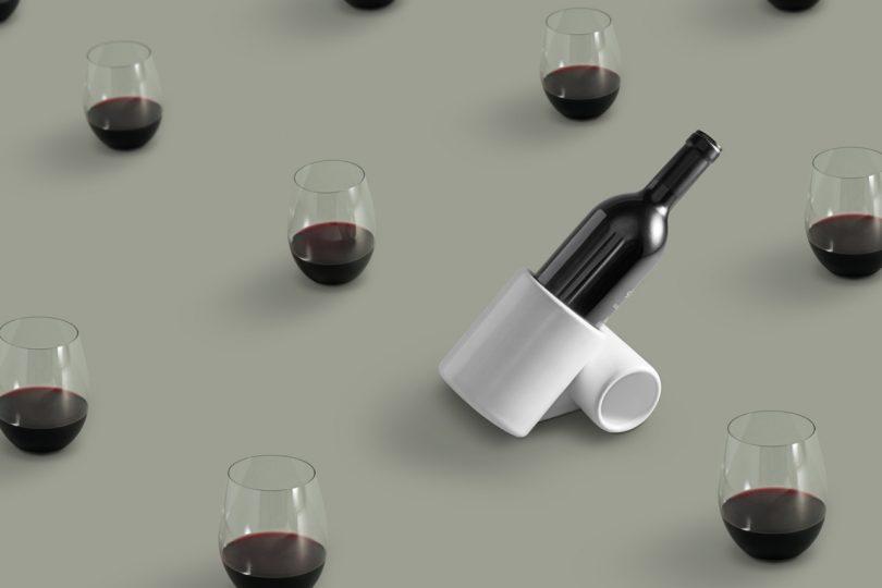 Exclusive: Canon Wine Tilt by Brad Ascalon for OTHR