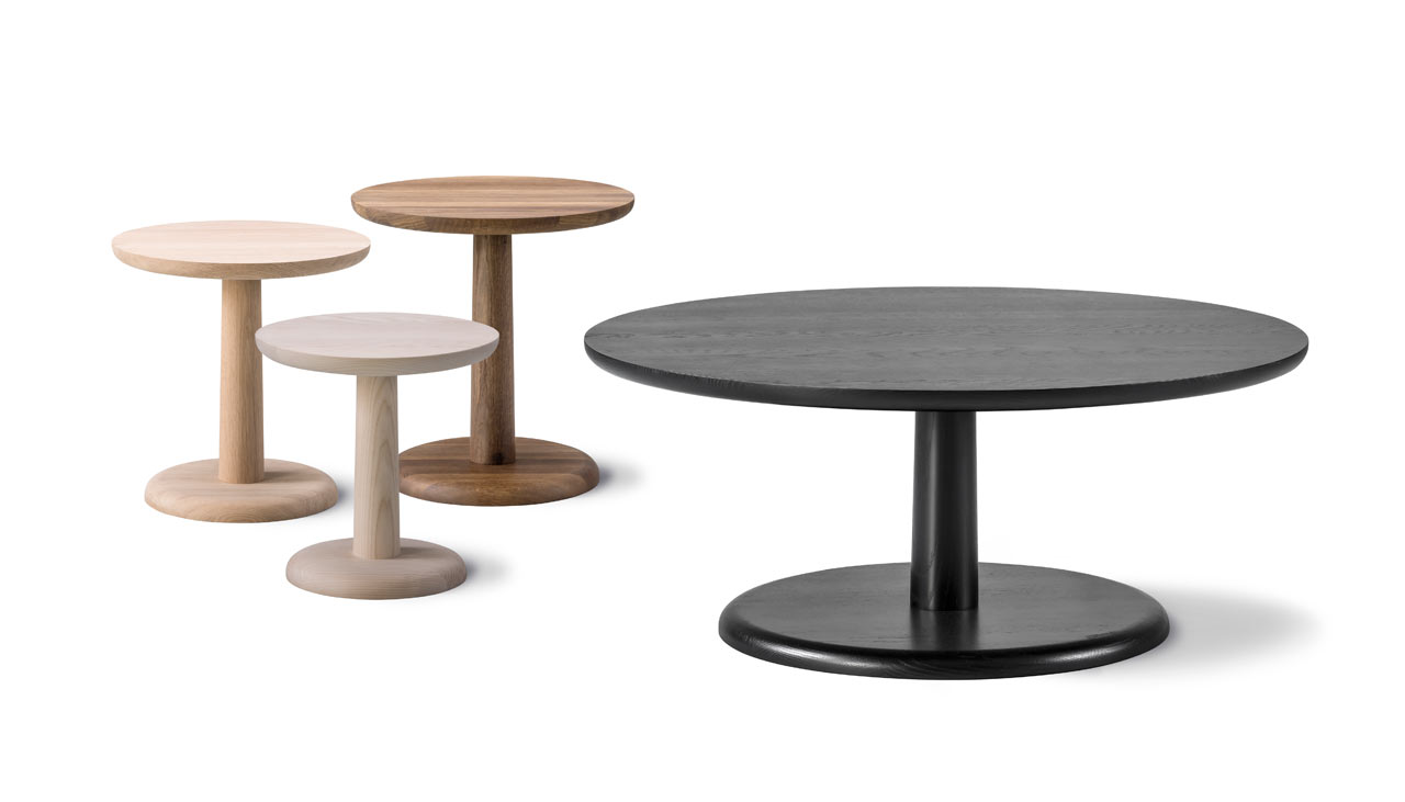 pon table series by jasper morrison for fredericia