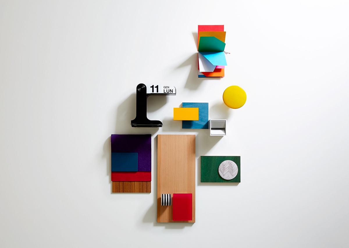 Design-addicted living