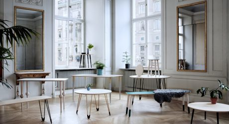 Prettypegs Launches Customizable Tops for Their Furniture Legs