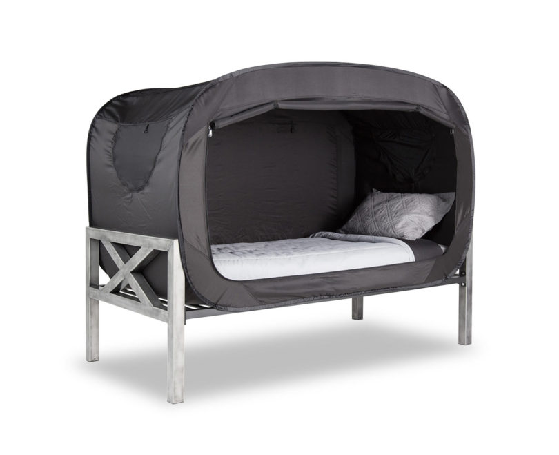 Amazing Privacy Pop Bed Tent Part - 7: Privacy-pop-bed-tent-5