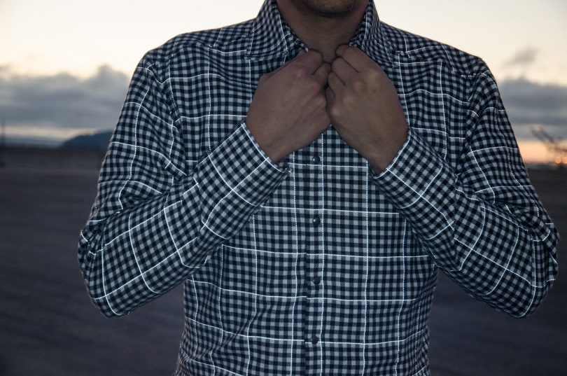 A Reflective Shirt That Goes From Biking to the Office