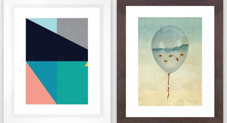 Framed Art Prints from Society6