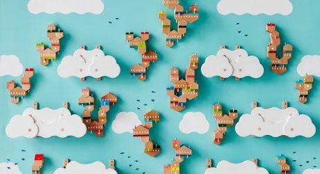 Sky Villages: An Interactive Children's Installation