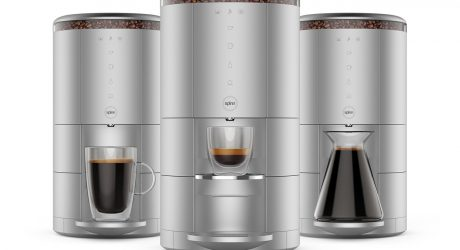 Spinn Is a Centrifugal Force, Wi-Fi Enabled Coffee Maker