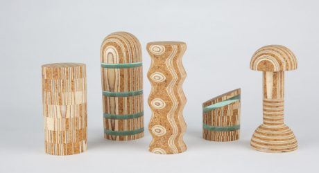 Wooden Objects by Theo Riviere