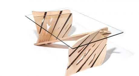 Tuomas Kuure's Art-Driven Wooden Furniture
