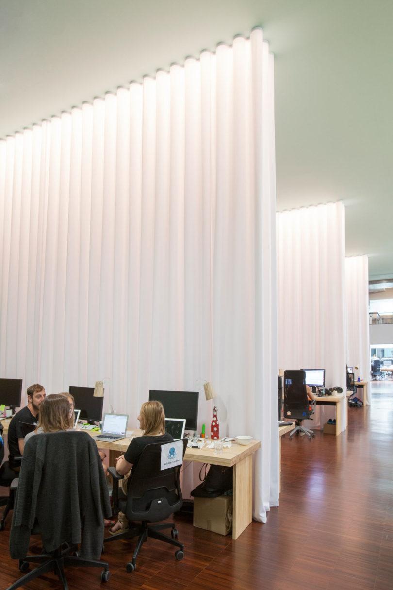 Barcelona based startup gets unconventional digs design milk - Lagranja design ...