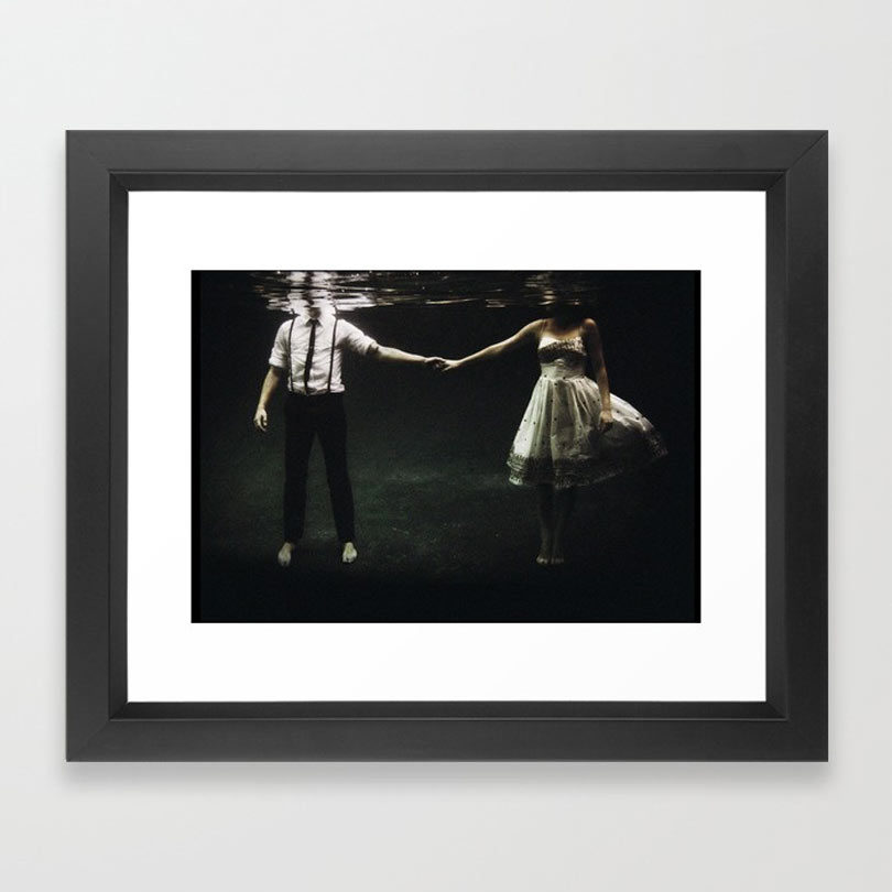 abyss-of-the-disheartened-ix-framed-print