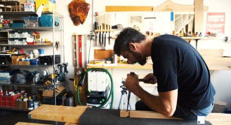 Base 10 Furniture: Art, Craftsmanship and Contemporary Design [VIDEO]