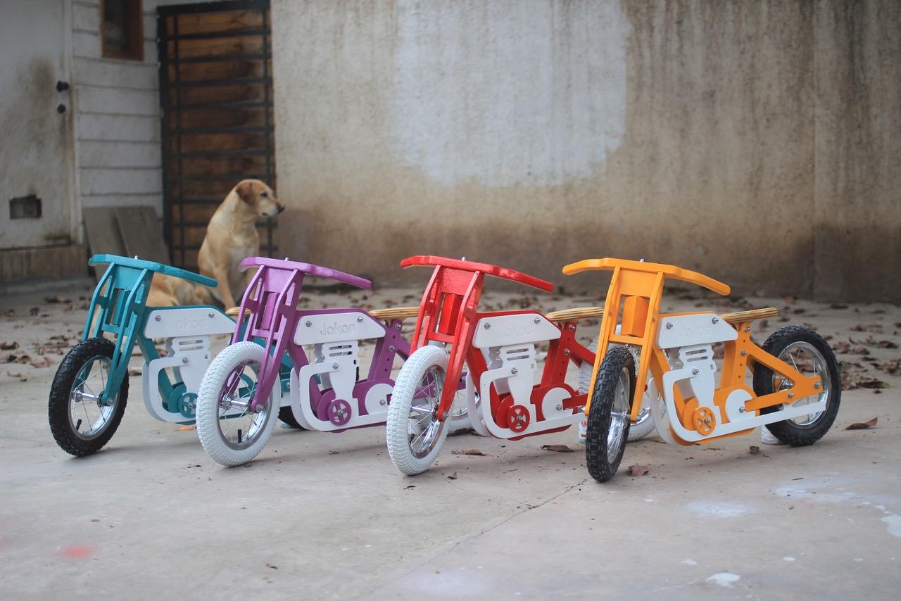 Kids, Take a Little Ride with Jokos
