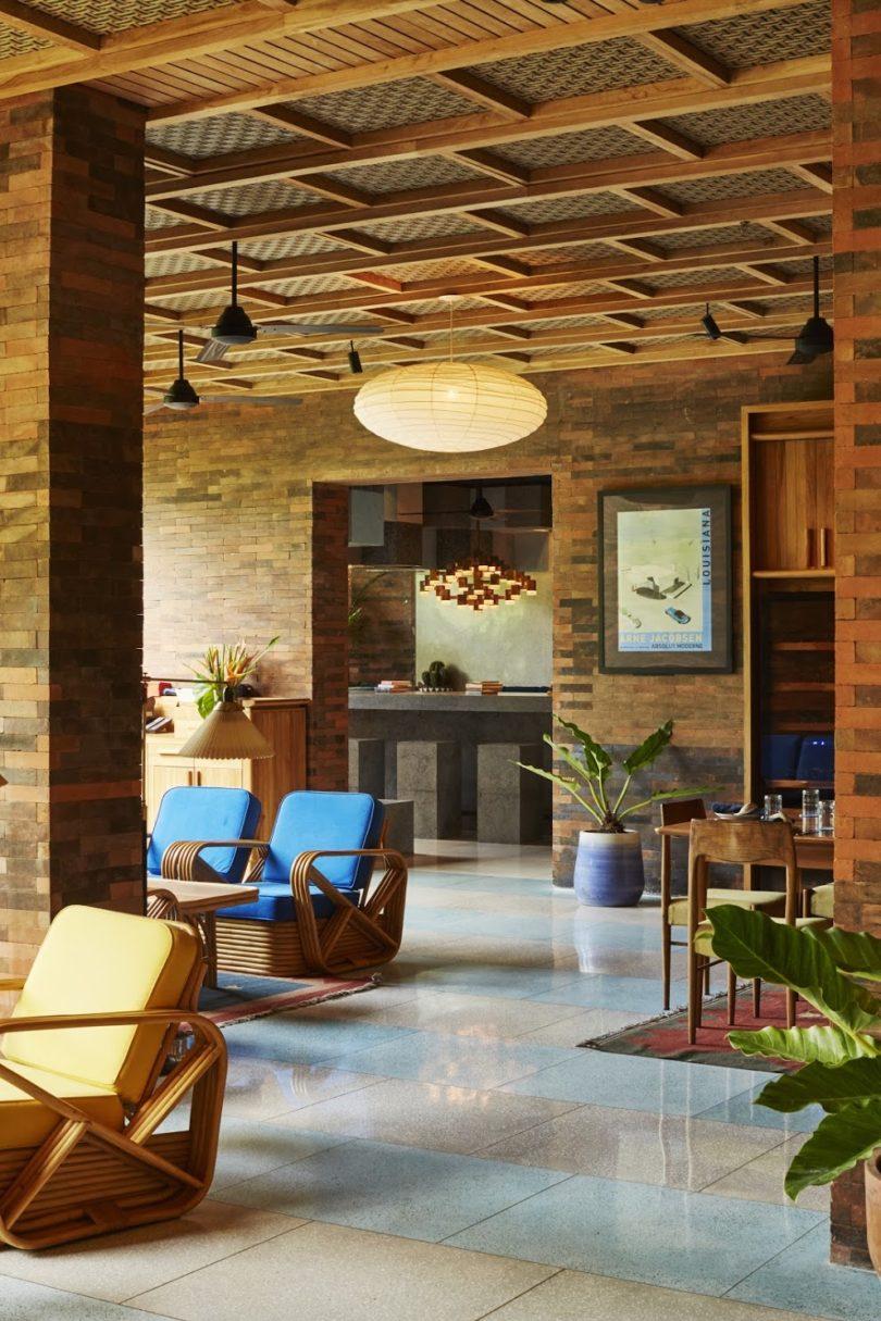 Katamama a bali hotel designed by indonesian artisans for Design hotel jakarta