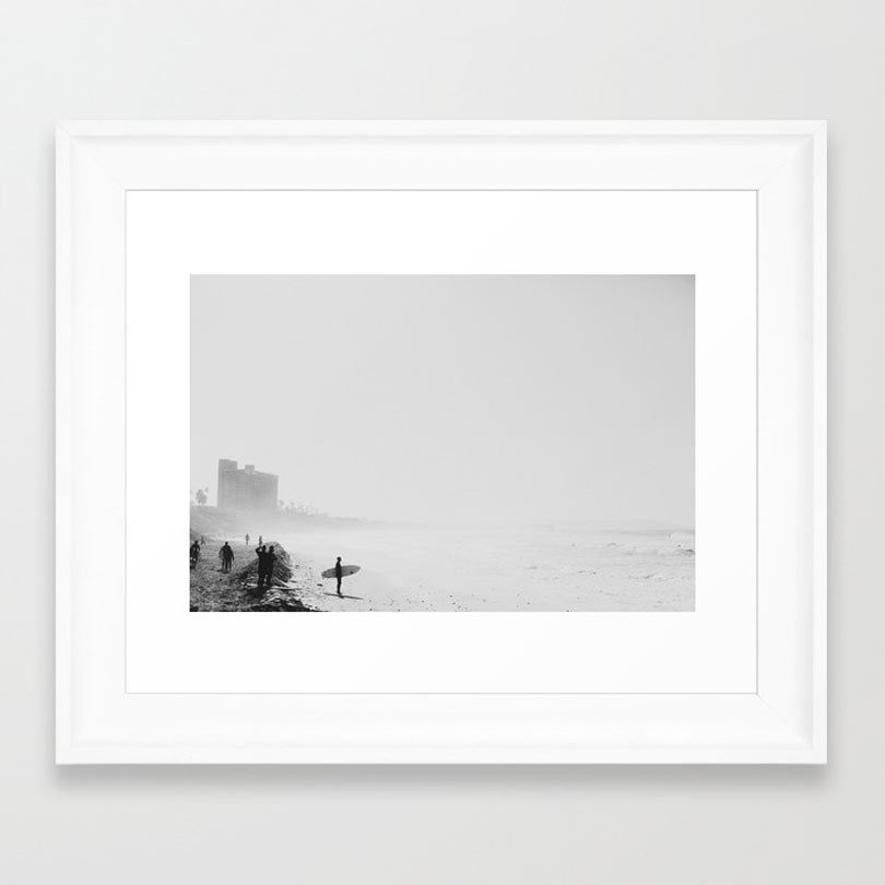 san-diego-surf-beach-framed-print