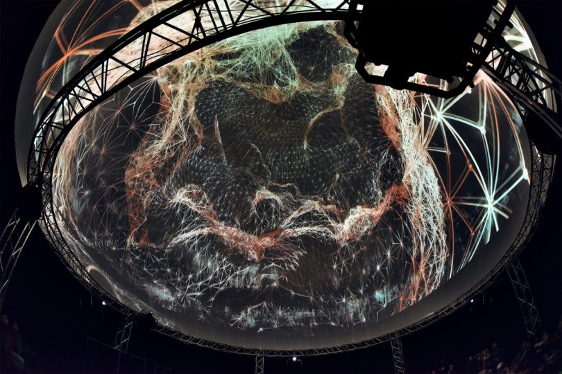 Morphogenesis: An Otherworldly Virtual Reality Experience