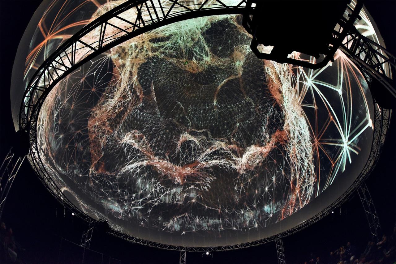 Morphogenesis: An Otherworldly Virtual Reality Experience