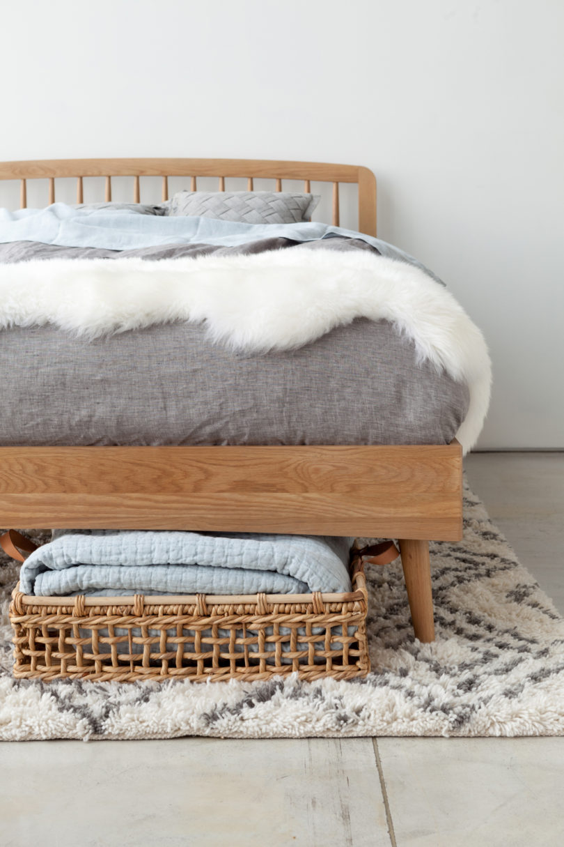 Amazing Their latest bedroom series consists of two different lines the more industrial style Taiga and classic mid century modern Culla The frames are made from