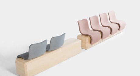 Brad Ascalon Reimagines Seating for Public Spaces