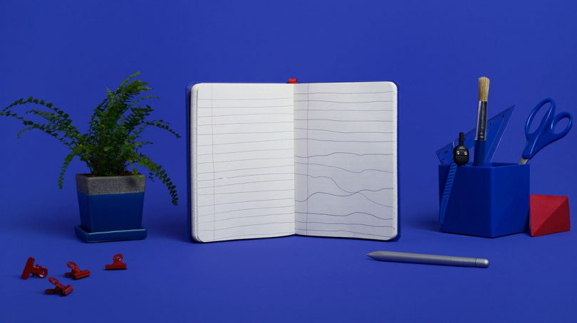 Askew: A Ruled Notebook Like No Other from Debbie Millman