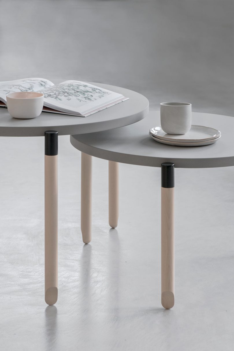 Coffee Tables with Legs Like Ballerina Feet
