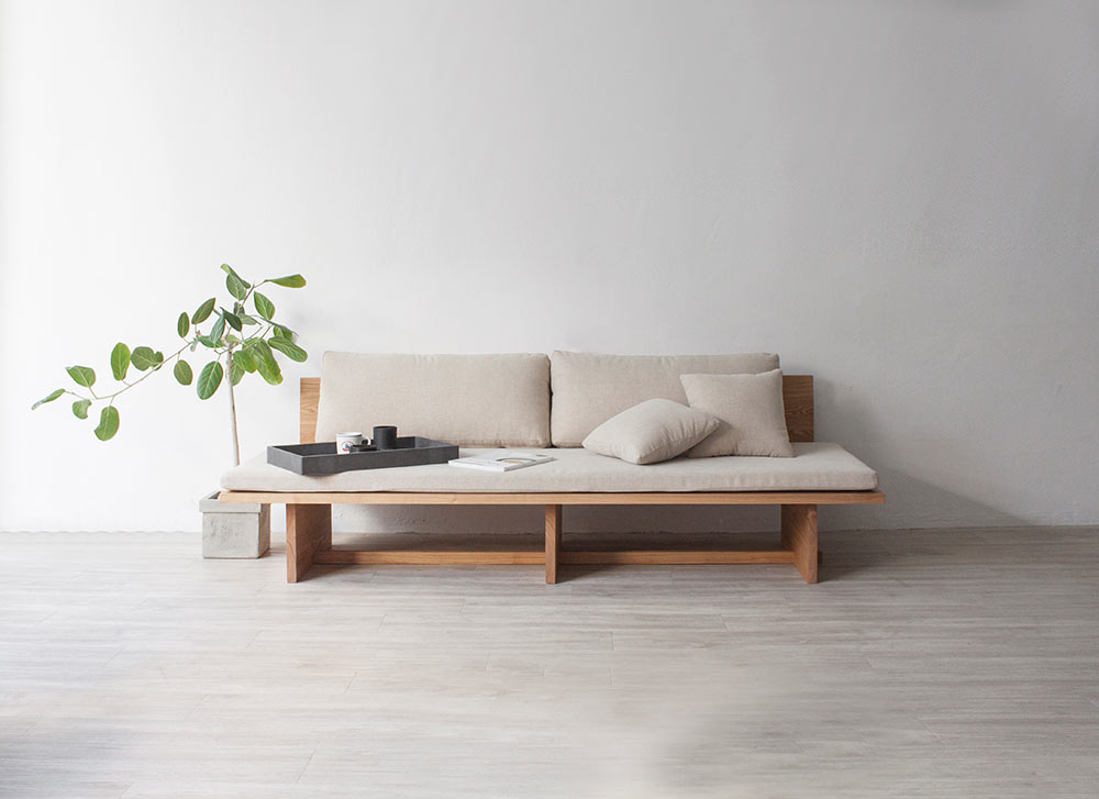 Blank Daybed Sofa For MUNITO ...
