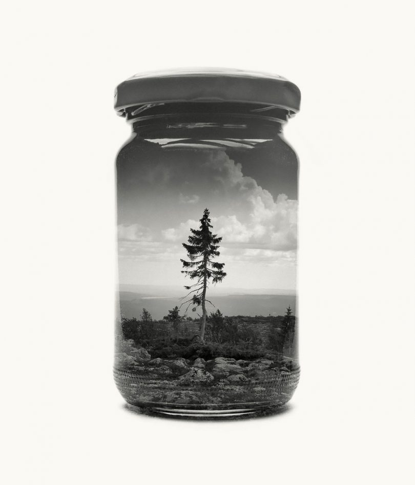 Christoffer Relander's Jarred & Displaced Finnish Landscapes
