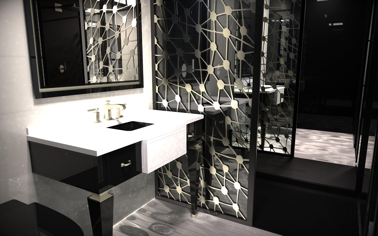 Coastal Shower Doors Launches Modern Shower Doors by Bobby Berk