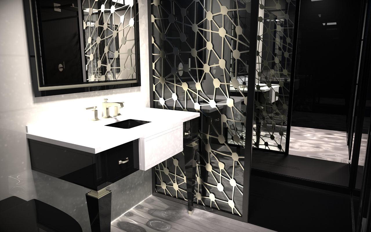 Coastal Shower Doors Launches Modern Shower Doors by Bobby Berk