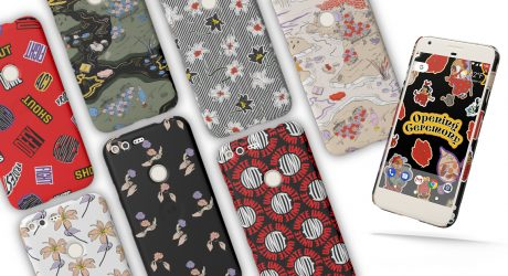 "Opening Ceremony and Google ""Unite"" With Phone Case Designs"