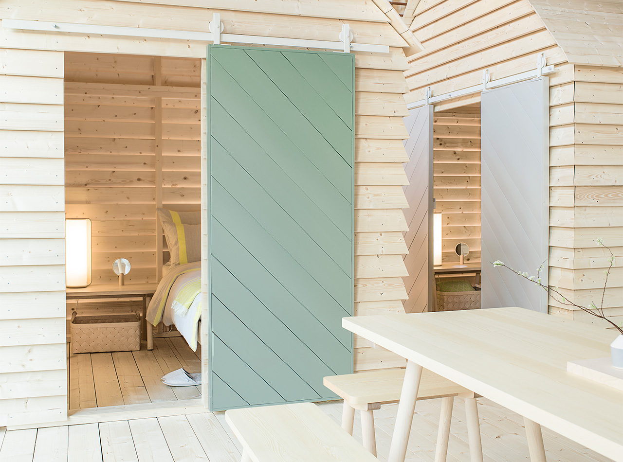 Kothi Design a little bit of finland in paris: the koti sleepover experience