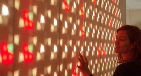 ENESS Turns Walls into Interactive Stories