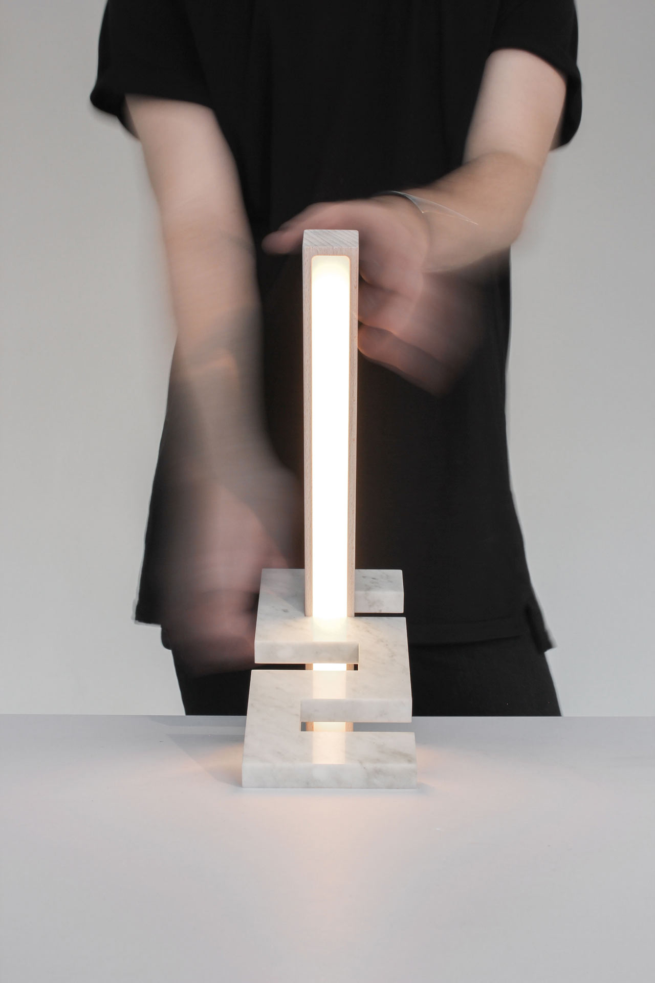 An Adjustable Light That Can be Reconfigured into Endless Forms