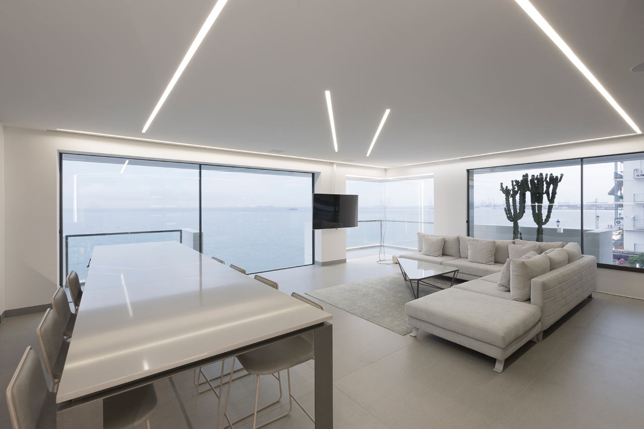 The Floating Apartment by Urban Soul Project