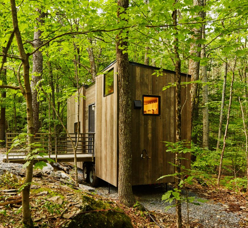 Getaway: Tiny Houses in the Woods You Can Rent