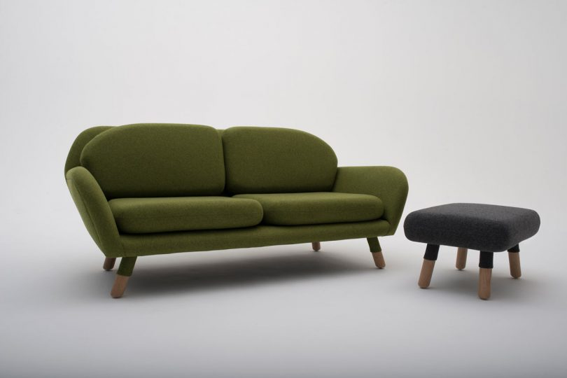 MASHstudios Expands LAXseries with New Modern Sofas