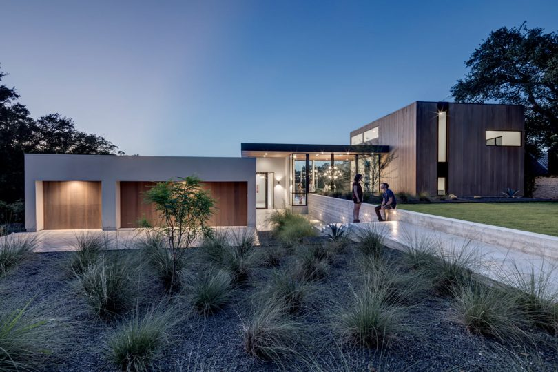 [Bracketed Space] House by Matt Fajkus Architecture
