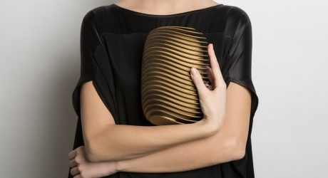 A 3D Printed Clutch Inspired by the City of Bern