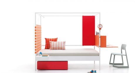 NOOK: Twin Beds with Infinite Possibilities