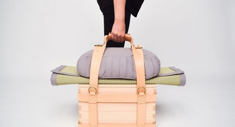 Objects Inspired by Japanese Tradition for the Modern Nomad