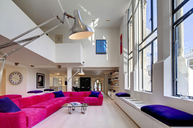 Traditional Churches Become Modern Homes - Design Milk